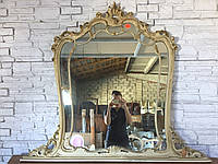 Зеркало в барочной раме