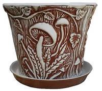 Цветочник грибы шамот