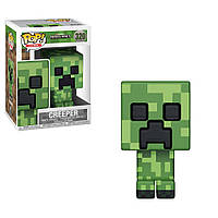 Фигурка Funko Pop Фанко Поп Minecraft Creeper Майнкрафт Крипер 10cм 320F