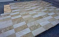 Высший сорт. Плитка для пола под дерево Cameroon B Керамогранит напольный под паркетную мозаику