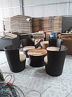 Комплект садовой мебели № 28