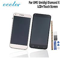 Umi Diamond X дисплей + сенсор Модуль