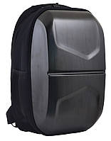 Ранец для школы YES Т-33 Stalwart, 555523, 19 л, черный