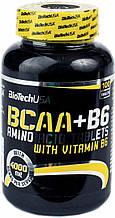 BioTech BCAA+B6 100 tablets
