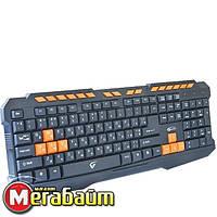 Клавиатура Gemix W-250 игровая, USB, Dark Gray
