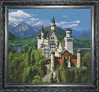 Набор для вышивания Юнона Лебединый замок
