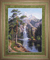 Набор для вышивания Юнона Водопад