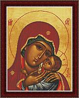 Набор для вышивания Юнона Богородица Касперовская