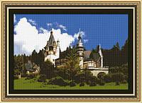 Набор для вышивания Юнона Замок