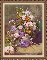 Набор для вышивания Юнона Весенний букет