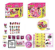"""Кукла """"LOL"""" Confetti POP в яйце 7102 в коробке"""