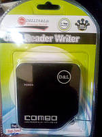 MicroSDXC USB Card Reader Writer Dellta&Life