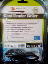 MicroSDXC USB Card Reader Writer Dellta&Life , фото 2