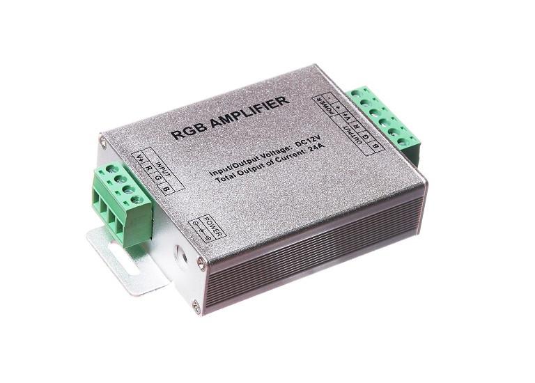 Усилитель RGB для светодиодной ленты 24А