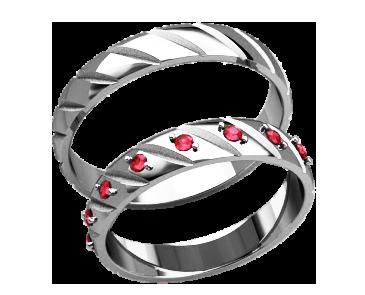 Кольца парные,обручальные Свадебные 20027