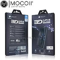 Защитное стекло Mocoll для APPLE iPhone 7/8 Plus White 3D Full Cover (0.33 мм) в комплект входит задняя плёнка, фото 1