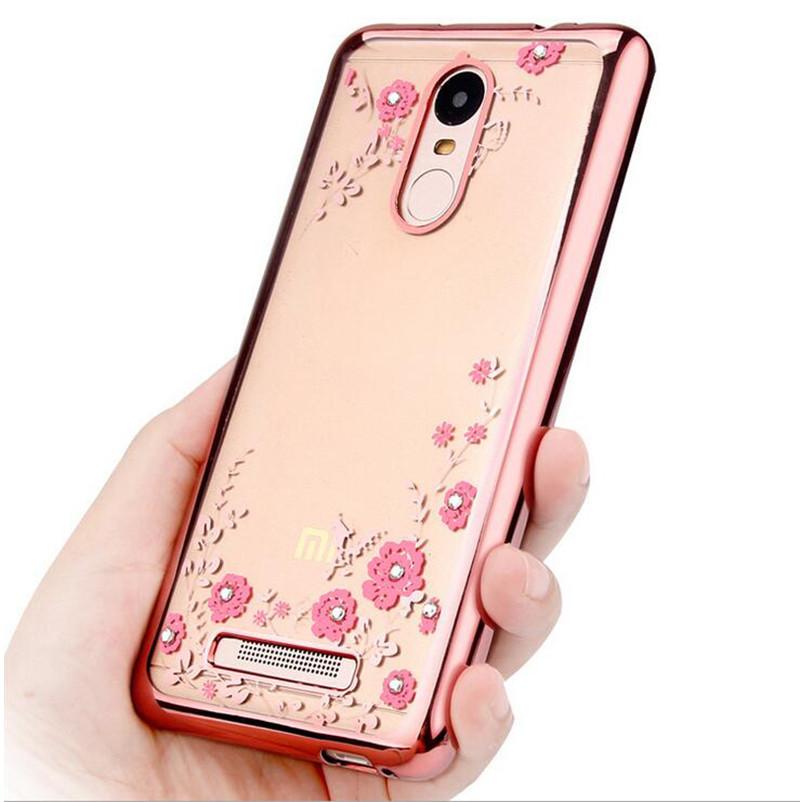 Силиконовый чехол для Xiaomi Redmi Note 3, S28
