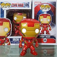 Коллекционные фигурки Фанко Поп Funko Pop Железный Человек Iron Man
