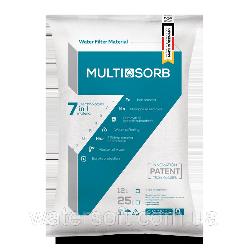 Organic Multisorb фильтрующий материал для комплексной очистки воды