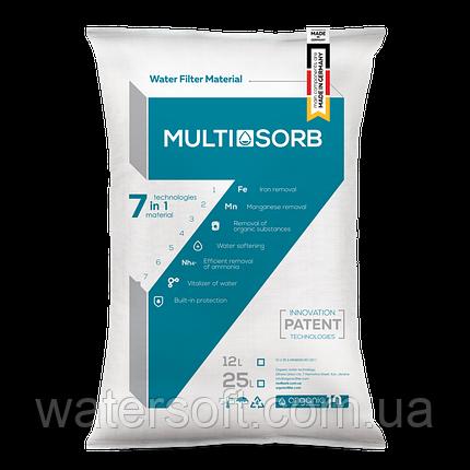 Organic Multisorb фильтрующий материал для комплексной очистки воды, фото 2