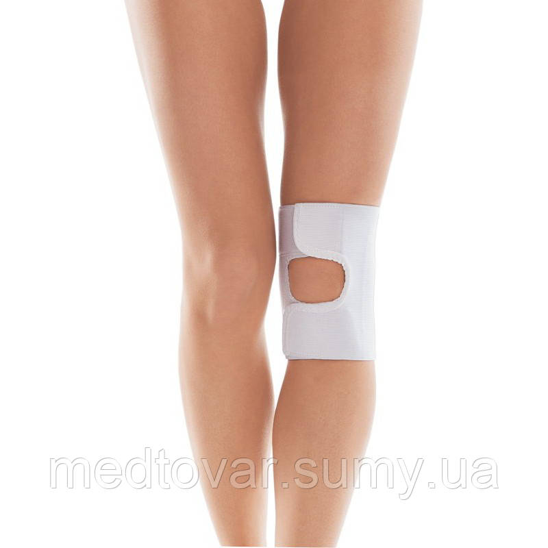Бандаж для коленного сустава (с открытой чашечкой) бежевый,тип 513, размер 2 обхват колена 36-38 см.