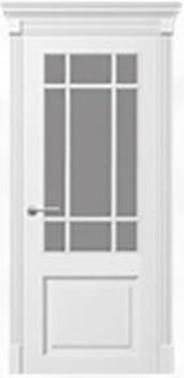 Дверь межкомнатная Ницца Сиена ПО, серия Прованс