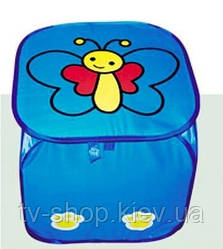 Корзина для игрушек Бабочка