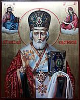 Икона  Святой Николай Чудотворец №12
