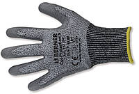 Перчатки с защитой от порезов. Защита 5, EN 420, EN 388.