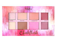 Палетка для макияжа Ruby Rose Cheek Blush HB-7507, фото 1