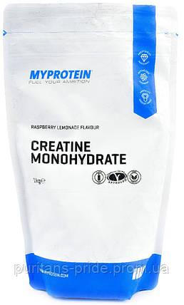 Креатин Myprotein Creatine Monohydrate 1000g, фото 2