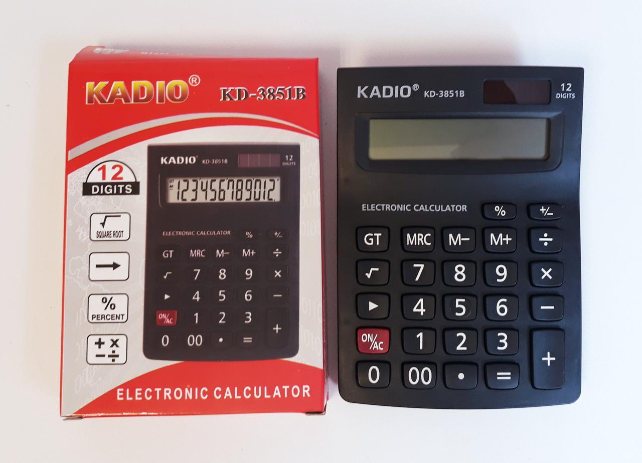Калькулятор kd-3851b 76037 Kadio Китай