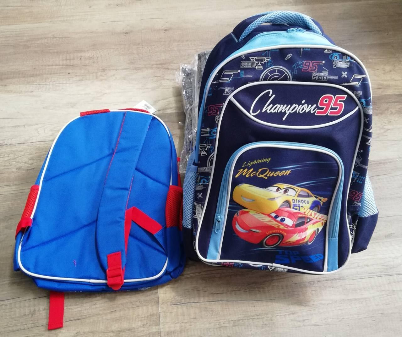 Рюкзак школьный для мальчиков Disney