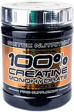 Креатин Моногидрат Scitec Nutrition 100% Creatine Monohydrate 300g