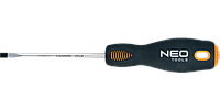 Отвертка плоская 6,5 х100 мм NEO 04-108