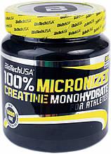 Креатин BioTech USA100% Creatine Monohydrate 300g