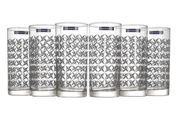 Aldwin Набор стаканов 6 шт 270 мл Luminarc N0752