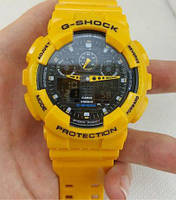 Лучшие Casio G-Shock GA-100A-9AER Наручные часы