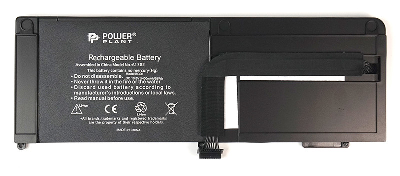 Аккумулятор PowerPlant для ноутбуков APPLE MacBook Pro 15.4