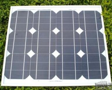 Зарядное Солнечная панель Solar board 50W 18V