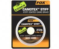 Поводковый материал Fox Camotex Soft 25lb