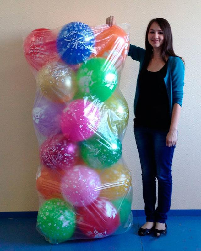 пакеты для транспортировки шаров