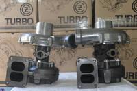 Турбокомпрессор (турбина) ТКР К36-88-01/ТКР К36-88-02 / Автомобили БелАЗ (ЯМЗ-240)