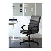 Крісло офісне, комп'ютерне, RENBERGET, IKEA, стул компьютерный, 203.394.20