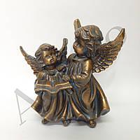 Декор для интерьера Ангелочки с книгой 20 см