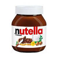 Шоколадно-ореховая паста NUTELLA с лесными орехами 500г (шт.), фото 1