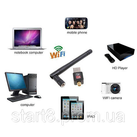 WiFi-адаптер беспроводной 1000 mbs , фото 2