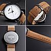 • Оригинал! Мужские часы Skmei 1196|Skmei PANERAI Классические Мужские часы , фото 3
