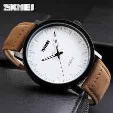 • Оригинал! Мужские часы Skmei 1196|Skmei PANERAI Классические Мужские часы