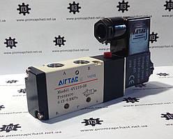 4V210-08 DC12V Пневмораспределитель